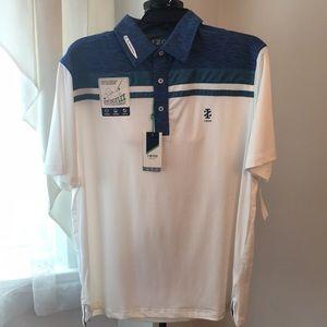 IZOD  NWT men's medium golf shirt